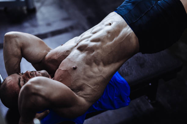 How to get strong core muscles.
